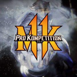 Mortal Kombat 11 Pro Kompetition 2019/2020