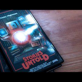 Stories Untold – SPECIALE – Cari vecchi racconti analogici