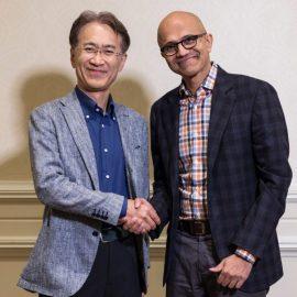 Sony e Microsoft insieme per una partnership – Il futuro è qui?