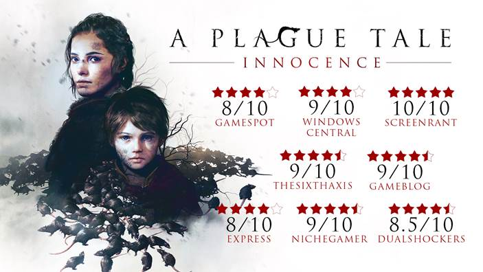A Plague Tale: Innocence - Review Accolade Trailer News Videogames