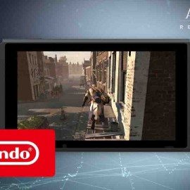 Assassin's Creed III Remastered – Rivivi la Rivoluzione Americana su Nintendo Switch
