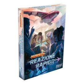 Pandemic: Reazione Rapida – Ora disponibile!