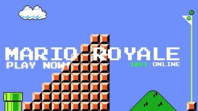 Super Mario Bros. Battle Royale è disponibile ed è pazzesco! News News Retrogames Videogames