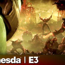 E3 2019 Bethesda – Rivelate alla conferenza data di uscita e dettagli di Doom Eternal!
