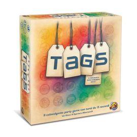 Tags – Un nuovo gioco di Asmodee Italia ispirato a Nomi, Cose e Città