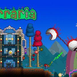 Terraria – Disponibile in formato digitale per Nintendo Switch