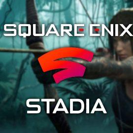 Square Enix – LineUp iniziale per Google Stadia