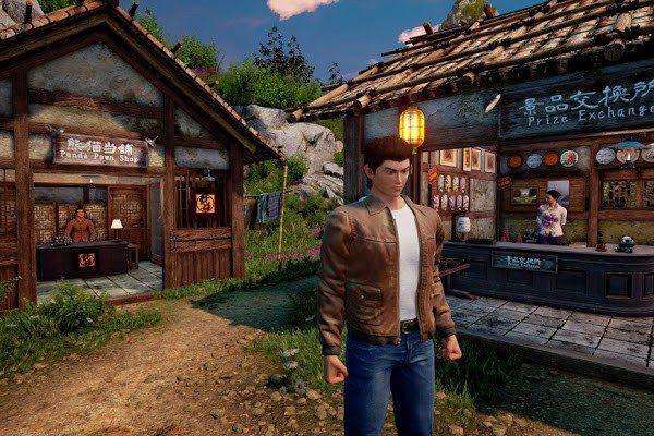 Shenmue III - The Hidden Art Returns - Nuovo Trailer News Videogames