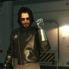 Keanu Reeves in Metal Gear Solid V: The Phantom Pain grazie ad una mod