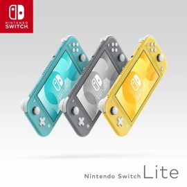 Comparativa Nintendo Switch vs Nintendo Switch Lite