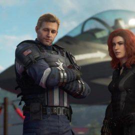 Marvel's Avengers: Black Widow migliorata e leakkati alcuni costumi