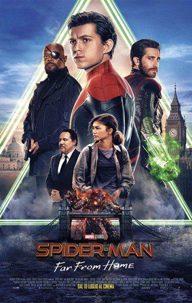 Spider-Man: Far From Home – Recensione – Jon Watts (2019)