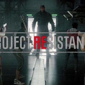 Rilasciato il trailer di Project Resistance!
