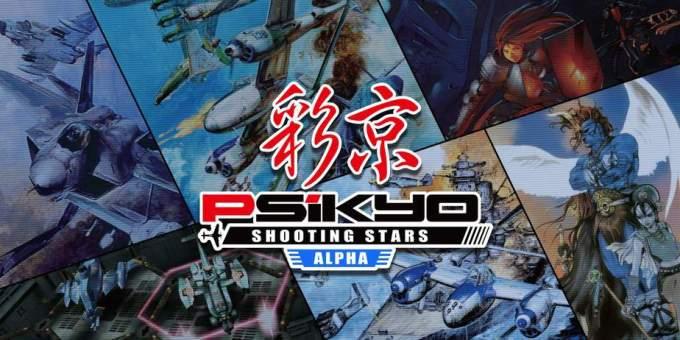 Psikyo Shooting Stars Alpha è ora disponibile per Nintendo Switch! Comunicati Stampa Videogames