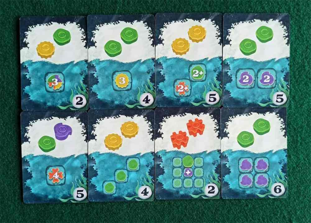 Reef - Recensione - Ghenos Games Giochi da Tavolo Recensioni Tutte le Reviews