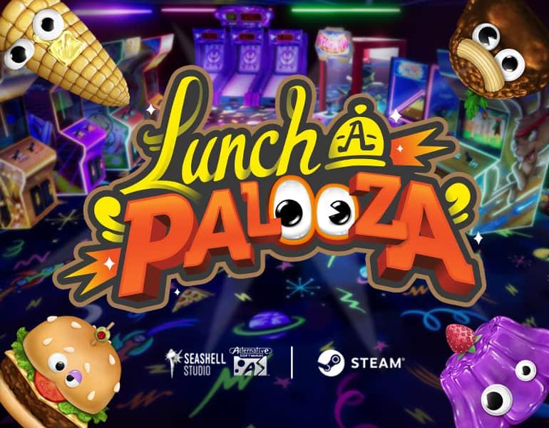 Lunch A Palooza disponibile su Steam, ed in arrivo per PS4, Xbox One e Switch Comunicati Stampa Videogames