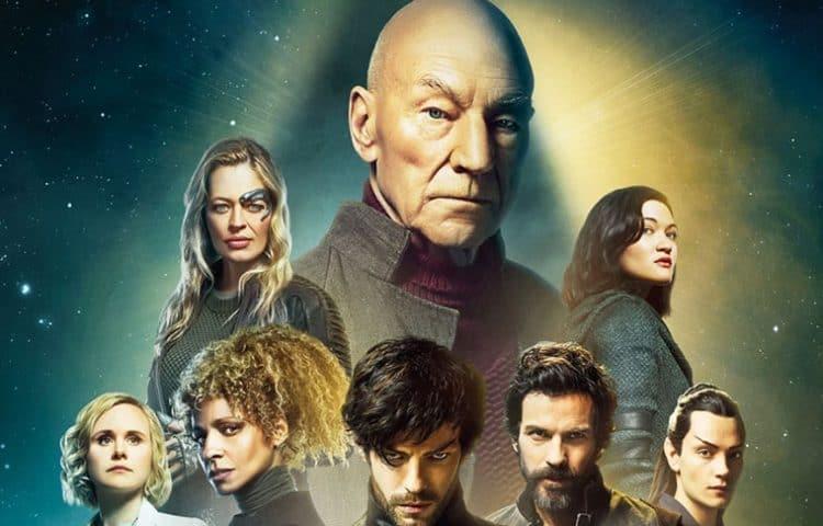 La stagione 2 di Picard è stata spostata a causa del COVID-19 News SerieTV