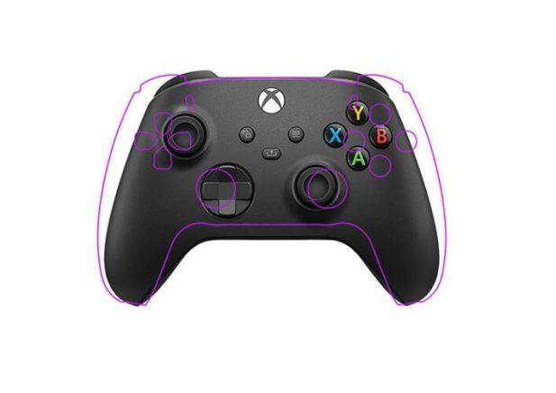 Il DualSense e il controller di Xbox Series X a confronto News PS5 Videogames XBOX SERIES S XBOX SERIES X
