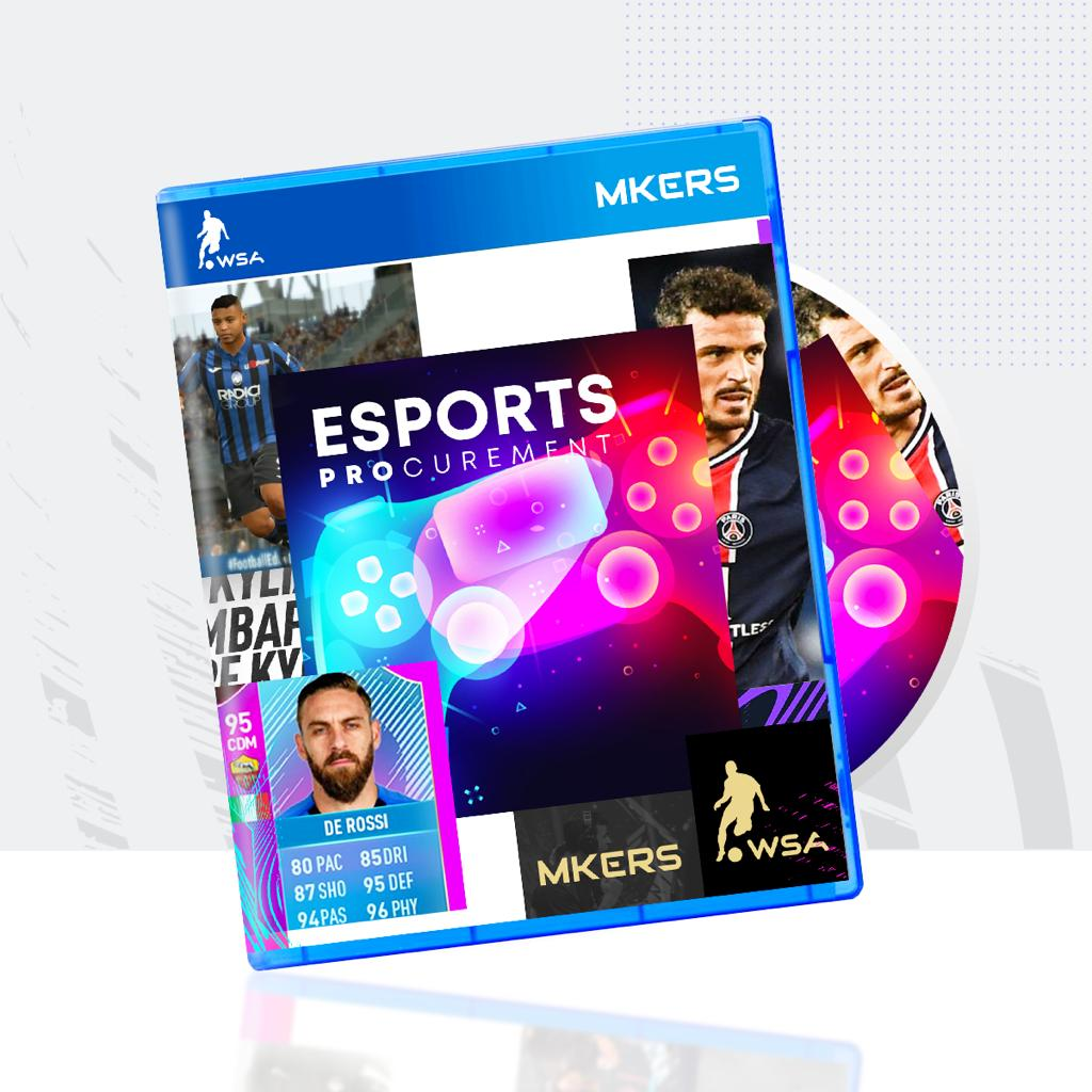 World Soccer Agency, di Alessandro Lucci, entra nel mondo degli eSport in collaborazione con Mkers Comunicati Stampa Videogames