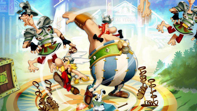 Asterix e Obelix XXL Romastered - Recensione - PS4 Giochi PS4 Recensioni Tutte le Reviews Videogames