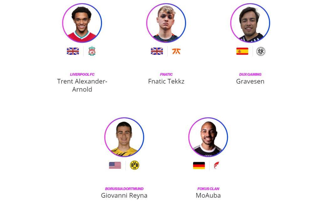 FIFA 21 Global Series Challenge superstar di calcio e di FIFA! Comunicati Stampa Videogames