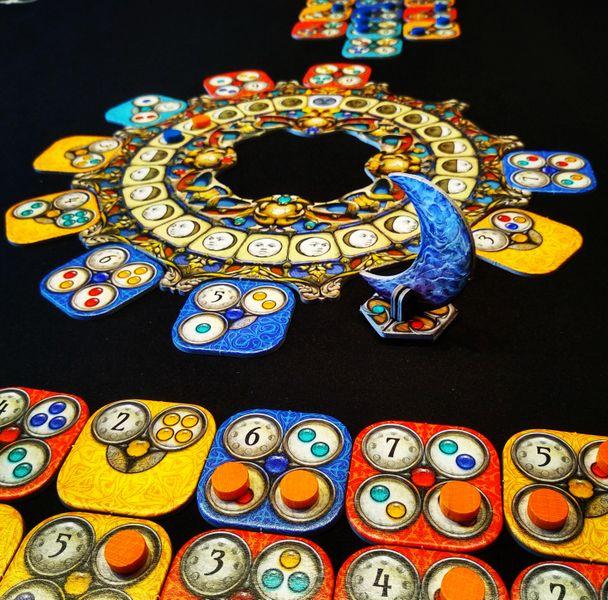 Nova Luna di Uwe Rosenberg arriva in Italia, grazie a Djama Games Giochi da Tavolo News