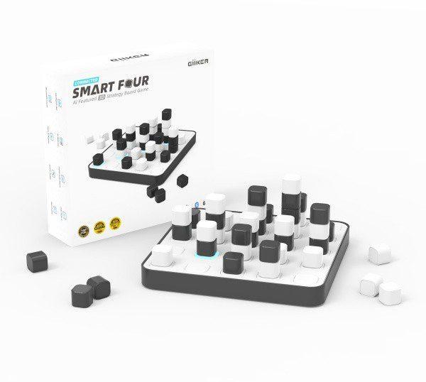 Smart Four in Europa grazie a Koch Media e GiiKER Comunicati Stampa Giochi Giochi da Tavolo