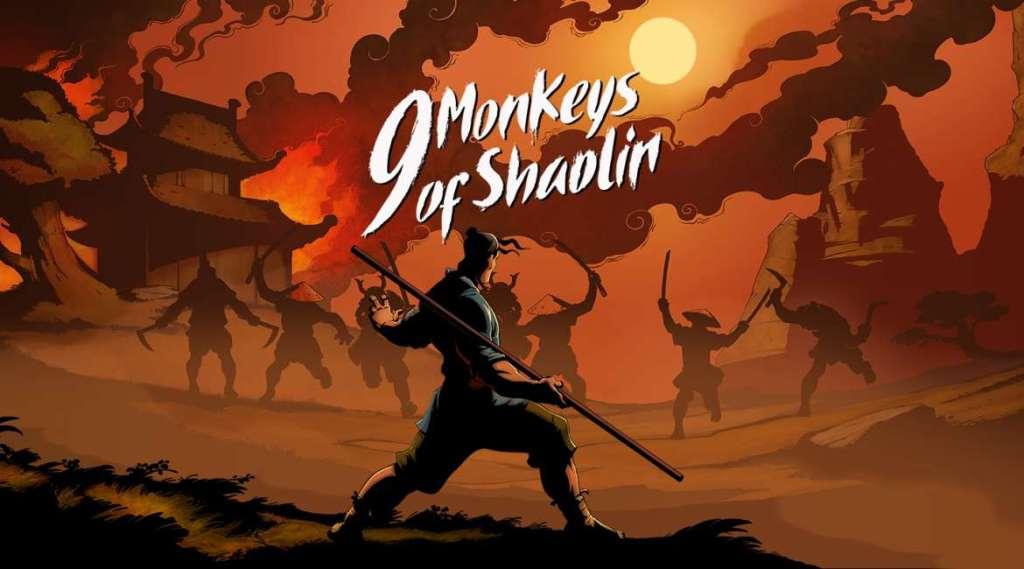 9 Monkeys of Shaolin - Ecco l'accolades trailer! Comunicati Stampa Giochi Videogames