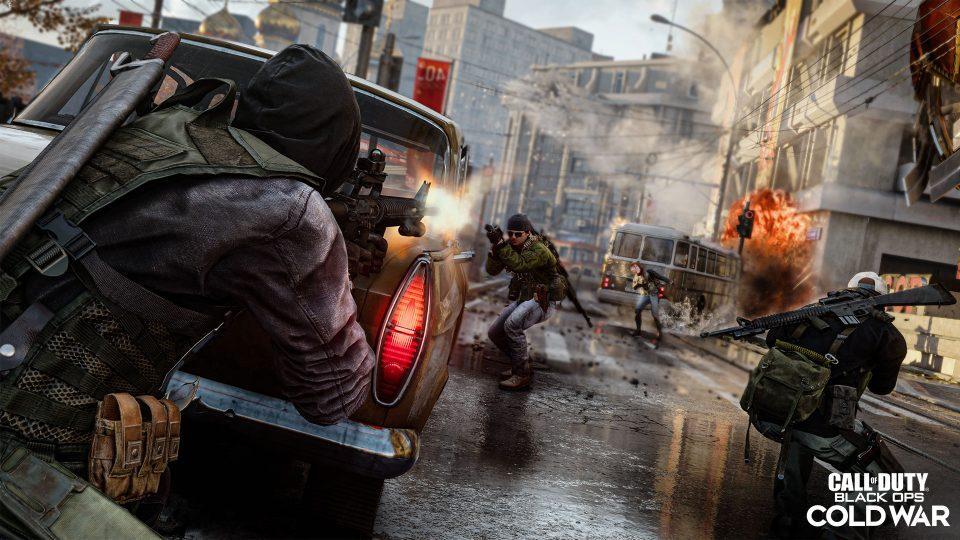 Call of Duty Black Ops: Cold War - la progressione unificata con Modern Warfare e Warzone Comunicati Stampa Videogames