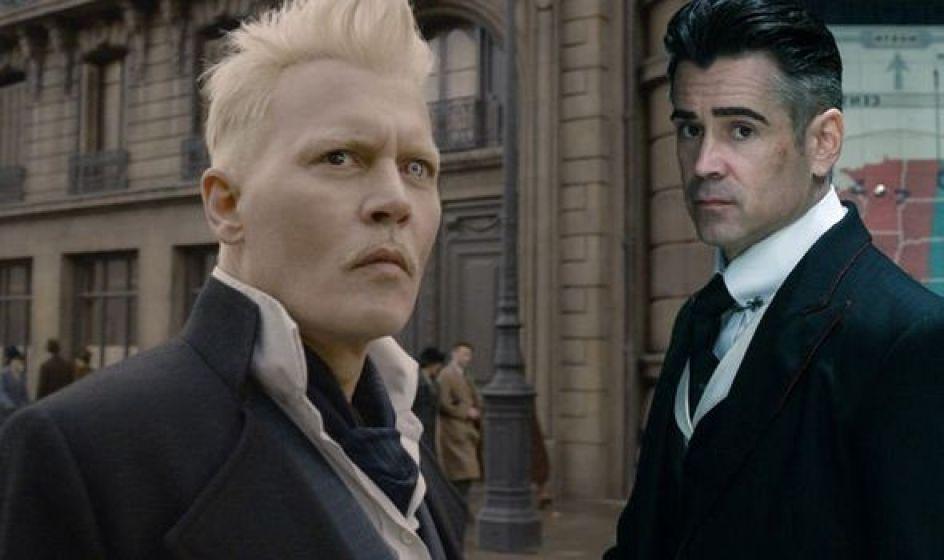 Johnny Depp licenziato! Ritorno di Colin Farrell? Cinema News