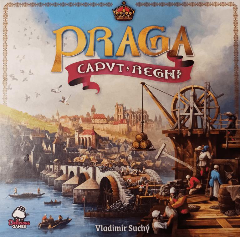 Praga Caput Regni copertina