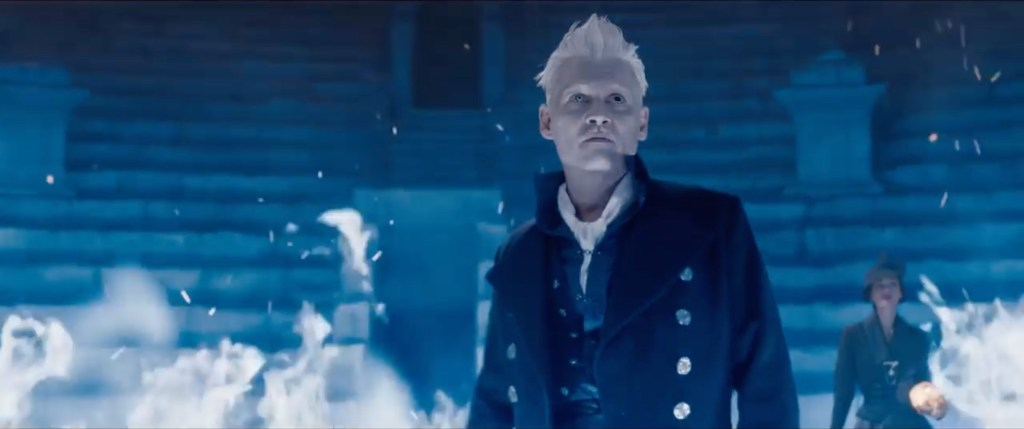 Ultim'ora! Johnny Depp rinuncia al ruolo di Grindelwald! Cinema Cinema & TV News