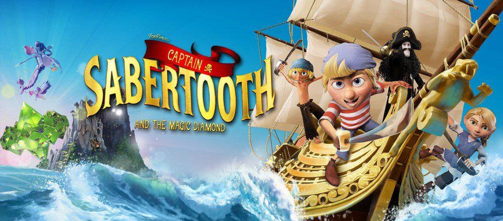 Captain Sabertooth and the Magic Diamond in arrivo per PC e Switch Comunicati Stampa PC SWITCH Videogames