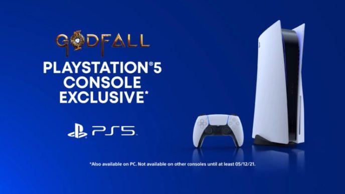 Godfall è un'esclusiva temporanea per 6 mesi di PS5 News PC PS5 Videogames