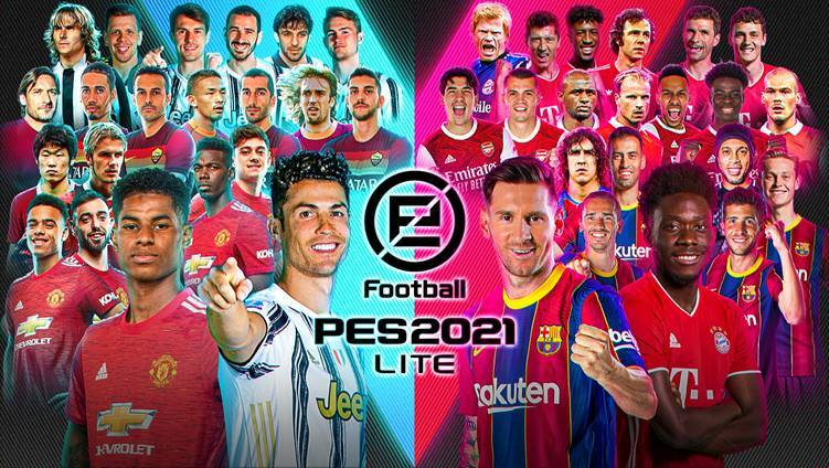 SVELATO eFootball PES 2021 LITE ed è GRATIS Comunicati Stampa Giochi PC PS4 PS5 STADIA Videogames XBOX ONE XBOX SERIES S XBOX SERIES X