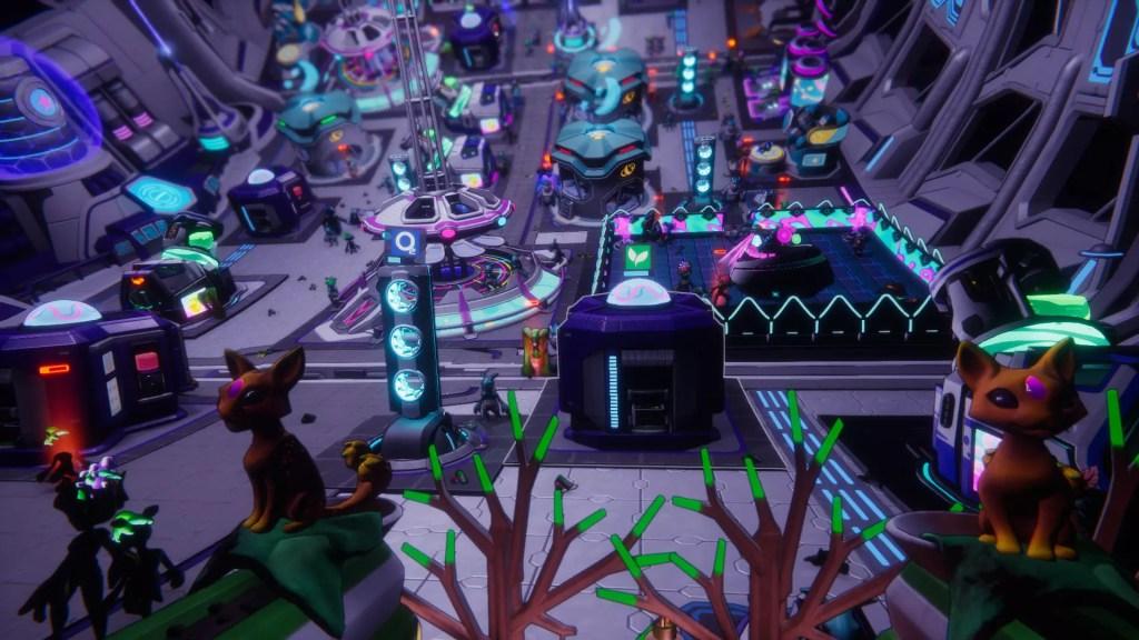 Spacebase Startopia - Disponibile dal 26 marzo pe PC, PlayStation 5/4 Xbox Series X/S Comunicati Stampa Videogames