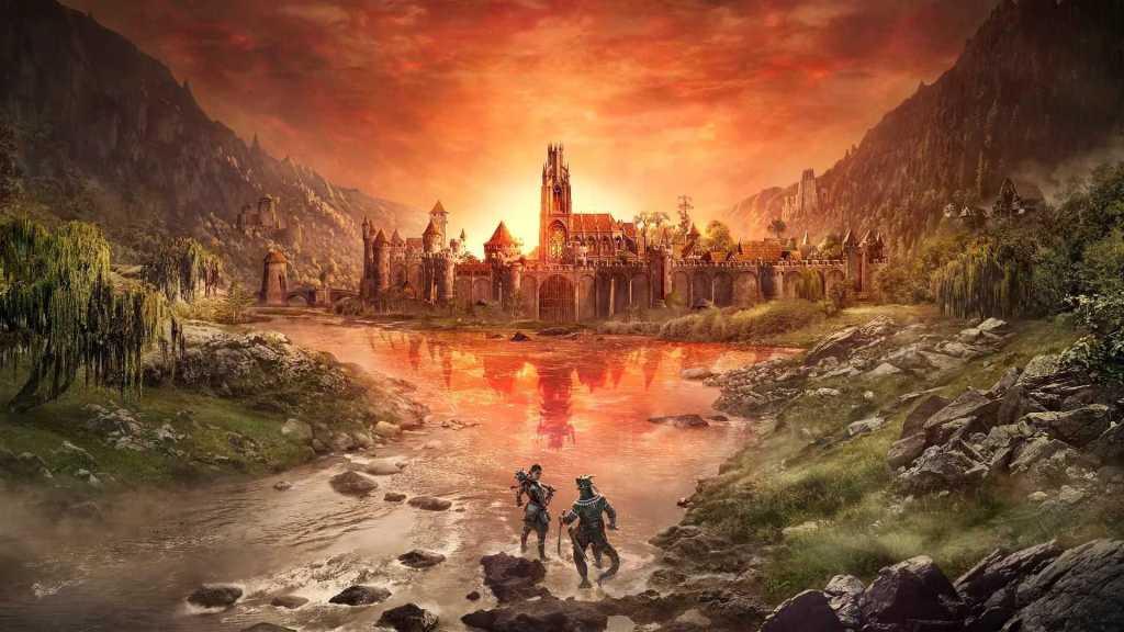 The Elder Scrolls Online, presenta il capitolo Blackwood, in uscita a giugno e l'avventura annuale Cancelli dell'Oblivion Comunicati Stampa Videogames