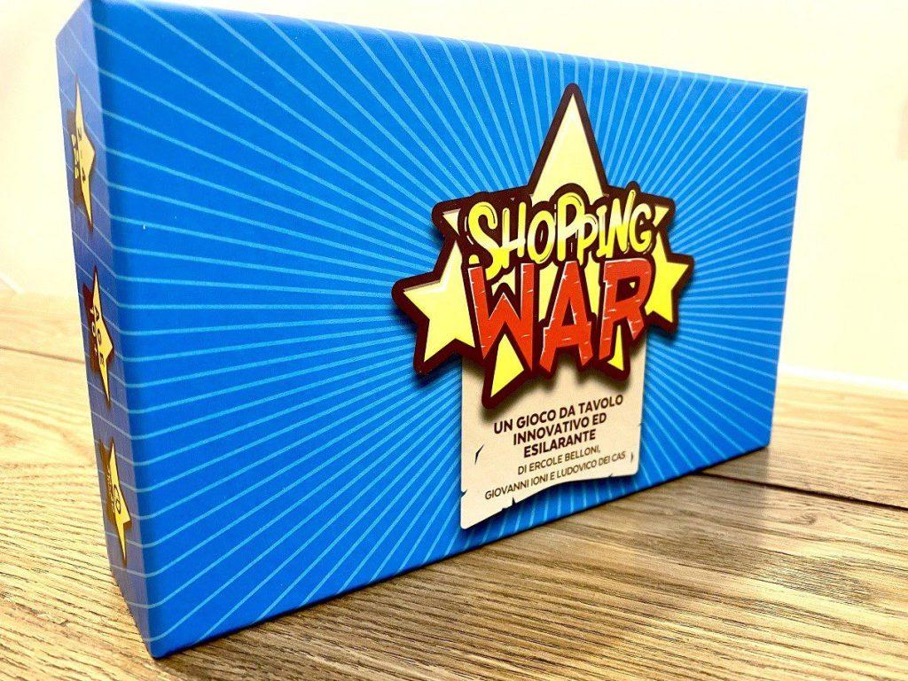 Shopping War - Recensione del centro commerciale più battagliero che ci sia - Tambù Giochi Giochi da Tavolo Recensioni Tutte le Reviews