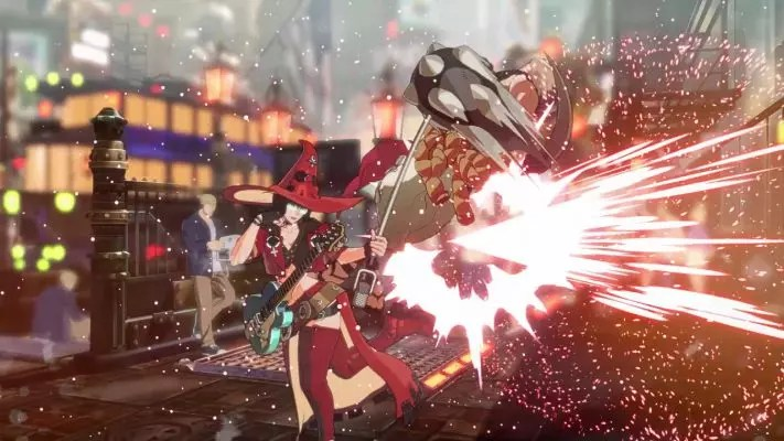 I-No è il quindicesimo e ultimo personaggio del roster di Guilty Gear -Strive- Comunicati Stampa PC Piattaforme PS4 PS5 Videogames