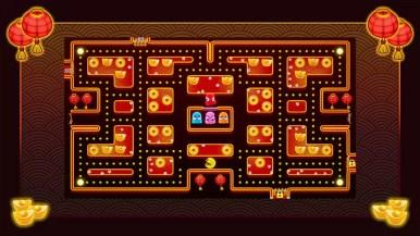 Pac-Man Mega Tunnel Battle - Festeggia il Capodanno Lunare con nuovi labirinti a tema e accessori! Comunicati Stampa Videogames