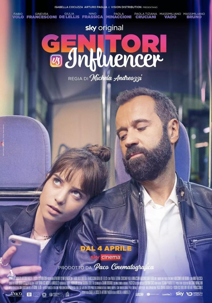 On line il trailer e il poster di GENITORI VS INFLUENCER Cinema Cinema & TV Comunicati Stampa