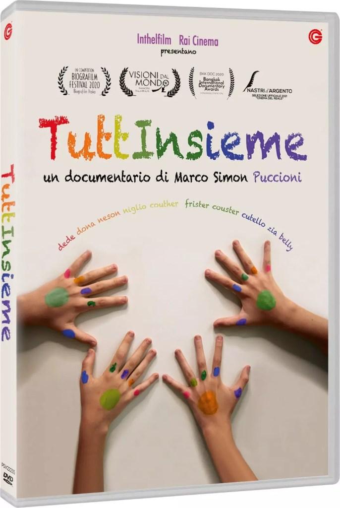 TUTTINSIEME di Marco Simon Puccioni è disponibile in DVD Cinema Cinema & TV Comunicati Stampa