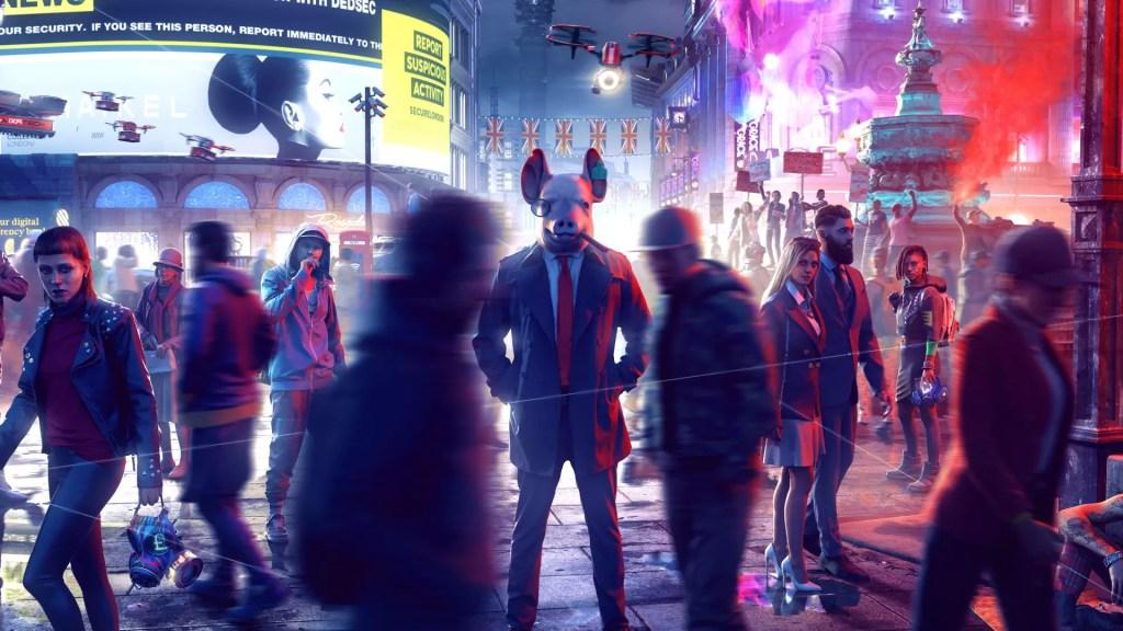 Watch Dogs: Legion - Regala un week end di prova dal 25 al 29 marzo Comunicati Stampa Videogames