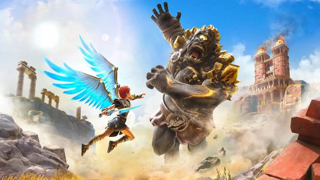 Immortals Fenyx Rising - Miti del Regno d'Oriente disponibile ora! Comunicati Stampa PC PS4 PS5 STADIA SWITCH Videogames XBOX ONE XBOX SERIES S XBOX SERIES X