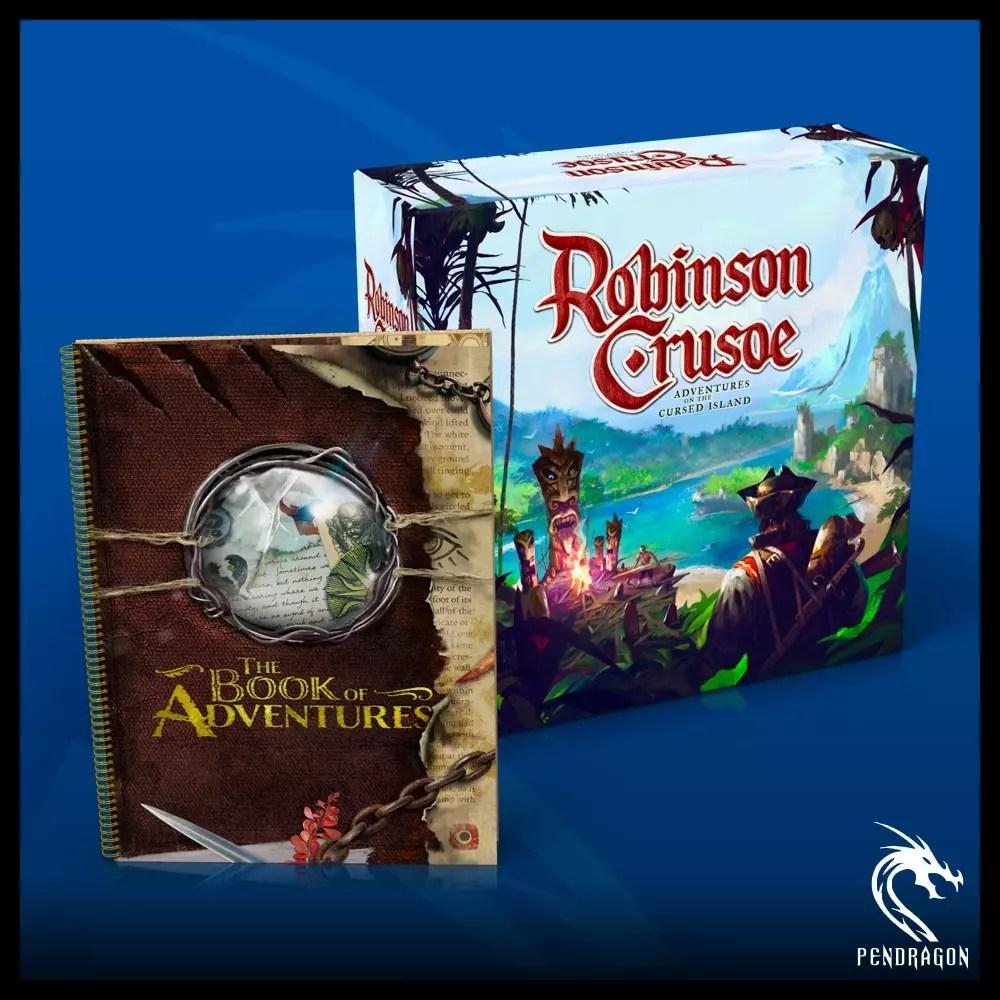 Collector's Edition di Robinson Crusoe