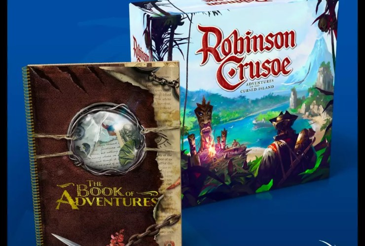 Collector's Edition di Robinson Crusoe