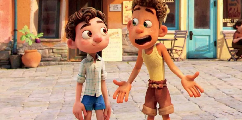 Luca il nuovo film Pixar ambientato in Italia Cartoni Animati Cinema Cinema & TV News