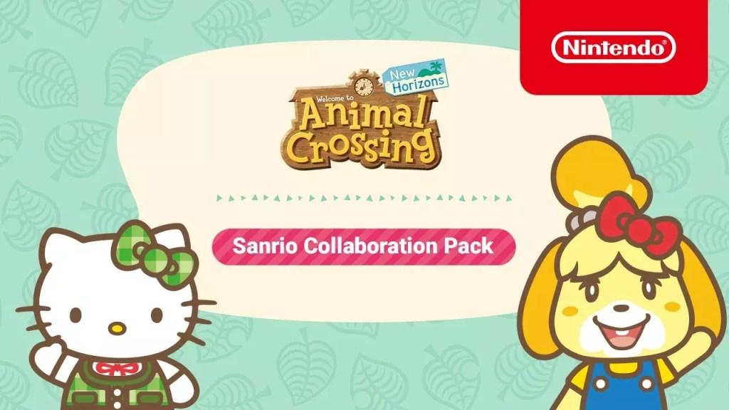 Nintendo - Annunciata collaborazione tra Animal Crossing e Sanrio Comunicati Stampa SWITCH Videogames