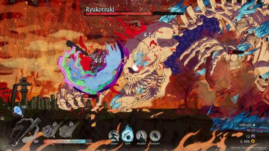 Konami Digital Entertainment ha annunciato GetsuFumaDen: Undying Moon Comunicati Stampa Giochi PC SWITCH Videogames