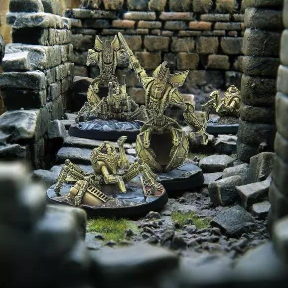 Arrivano i personaggi di Elder Scrolls: Capitolo 2 Steam & Shadow! Comunicati Stampa Giochi da Tavolo